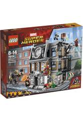 Lego Super Heroes La resa dei conti al Sanctum Sanctorum 76108