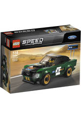 Lego Speed Champions Ford Mustang Fastback68 75884