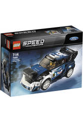 Lego Speed Champions Ford Party M-Sport WRC 75885
