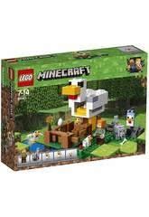 Lego Minecraft Il Pollaio 21140