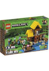 Lego Minecraft La Cabaña de la Granja 21144