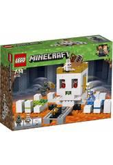 Lego Minecraft le Crâne de la Lutte 21145