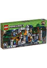 Lego Minecraft Unterirdische Abenteuer 21147
