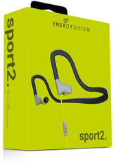 Auricolari Sport 2 Color Giallo Energy Sistem 429363