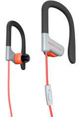 Écouteurs Sport 1 Rouge Mic Energy Sistem 429349
