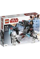Lego Star Wars Battle Pack del Primo Ordine 75197