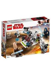 Lego Star Wars Battle Pack Jedi e Clone Troopers 75206