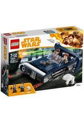 Lego Star Wars Land Speeder von Han Solo 75209
