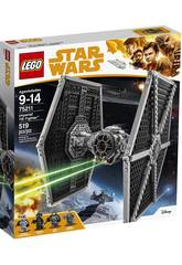 Lego Star Wars La chasse Tie Impériale 75211