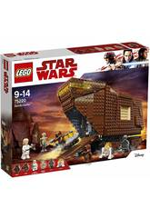Lego Star Wars Chenille des Sables 75220