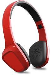 Auriculares 1 Bluetooth Color Rojo Energy Sistem 428359
