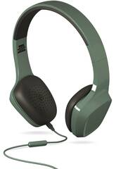 Casque Mic 1 Couleur Vert Energy Sistem 428380