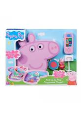 playset sac peppa bandai 06677