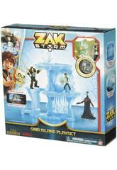 Zak Storm Playset Sino Inselnd Bandai 41570
