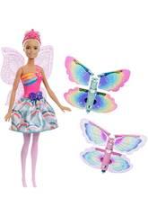 Barbie Fatina Magiche Ali dal Mondo di Dreamtopia Mattel FRB08