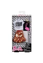Conjunto Barbie Mode Look Completo Mattel FND47