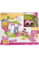 Barbie On The Go Tunel De Lavado Mattel FHN91