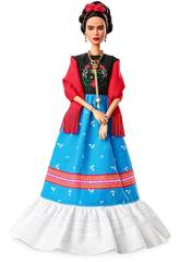 Barbie Collection Frida Khalo Mattel FJH65