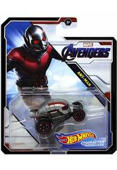 Hot Wheels Marvel Vehículo Mattel BDM71