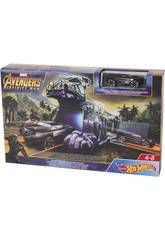 Hot Wheels Hulk Attack Smash Mattel DKT27