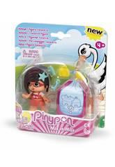 Pin und Pon mit Überraschung-Baby Famosa 700014088