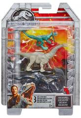 Jurassic World Pack De 3 Mini Dinosaurios Mattel FPN72