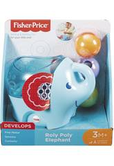Fisher Price Elefantito Pelotitas Mattel DYW57
