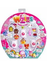 Wizies Pack 16 Figuren Famosa 700014281