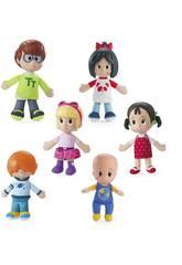 Famiglia Telerin Pack 6 Figure Mattel FNJ33