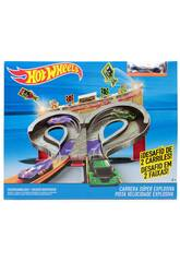 Hot Wheels Pista Super Speed Blust Mattel CDL49