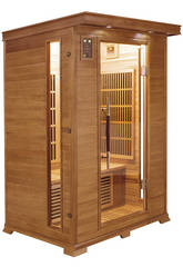 Sauna Infrarouges Luxe - 2 Places