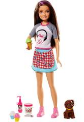 Hermanas Barbie con Accesorios Mattel FHP61