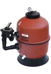 Filtro de areia do filtro de Rubi 300 QP 560060