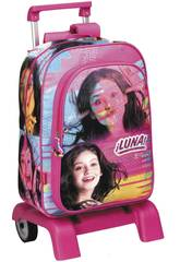 Soy Luna Daypack y Carro Perona 53173