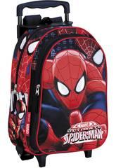 Spiderman Mochila con Carro Infantil Perona 52260