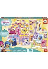 Shimmer And Shine Set Spezial 8 en 1