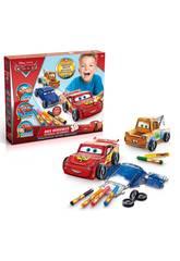 Cars Meine Autos 3D zum ausmalen Canal Toys CARC 013