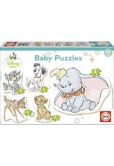 Puzzle Baby Disney Animals Educa 17755