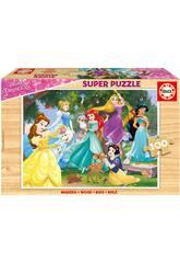 Puzzle 100 Prinzessinnen Disney Educa 17628