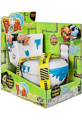 Flush Force Collector Toilet Bizak 8805