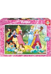 Puzzle 500 Prinzessinnen Disney Educa 17723