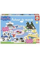 Jeu Peppa Pig: Autour Du Monde Educa 17226