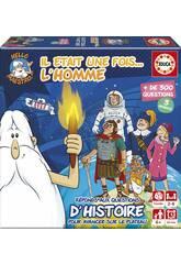 Mini Jeu Il Etait Une Fois ... L'Homme Educa 17353