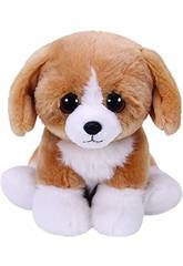 Peluche Franklin Brown Dog 15 cm. Ty 42269