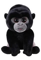 Peluche Bo Silver Back Gorila 15 cm. Ty 42301