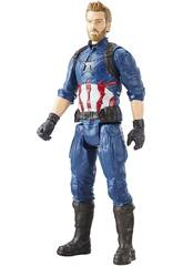 Avengers Figur 30 cm. Titan Series Movie Sortiment A Hasbro E0570