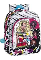 Barbie Mochila Infantil Safta 611710185