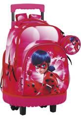 Ladybug Mochila Carro Safta 611712818