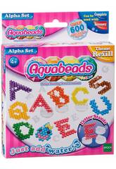 Aquabeads Set Alfabeto Epoch Para Imaginar 79258