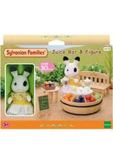 Sylvanian Families Bar à Jus de Fruits Epoch d'Enfance 4478